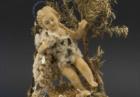 Gesù Bambino nel giardino del Paradiso. Museo Etnografico del Friuli