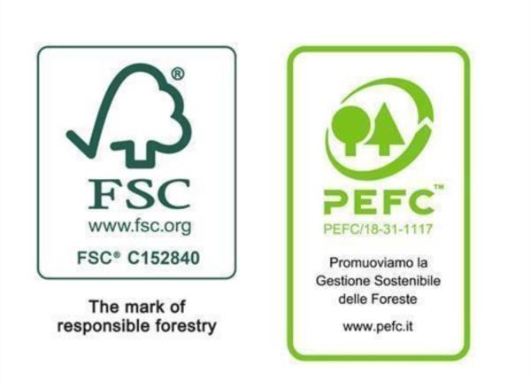 Logo FSC - PEFC