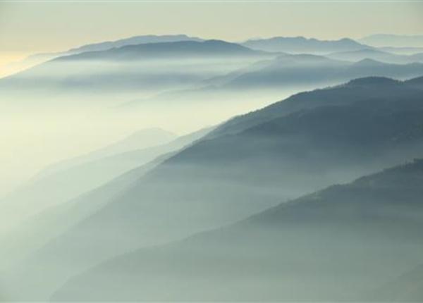 Tramonto da Cima Pizzoc. C.   Noacco