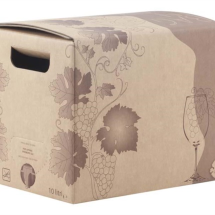 Bag in Box 10 litri Stampa vino