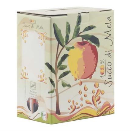 Bag in Box 3 litri Stampa succo di mela