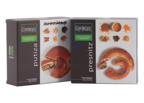 Linea astucci per dolci| Packaging - Espositori - Bag in Box