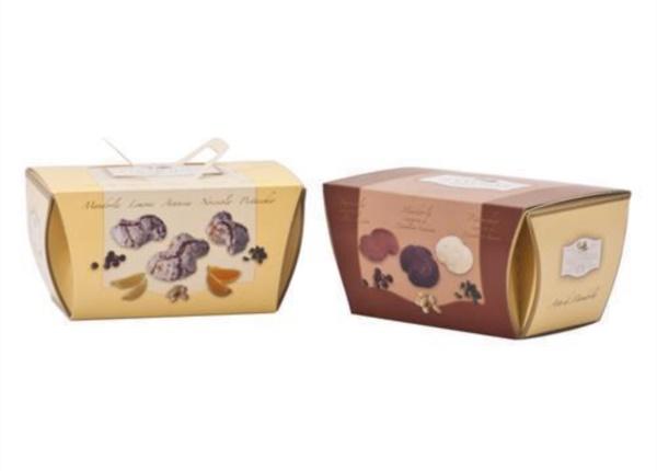 Astuccio a cassetto con maniglia| Packaging - Espositori - Bag in Box