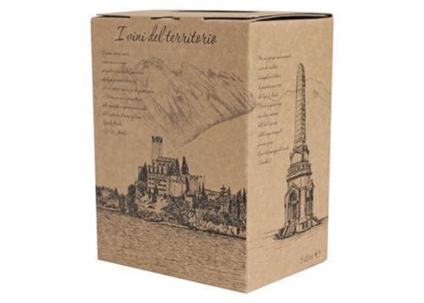 Bag in Box dedicata ai vini del territorio| Packaging - Espositori - Bag in Box