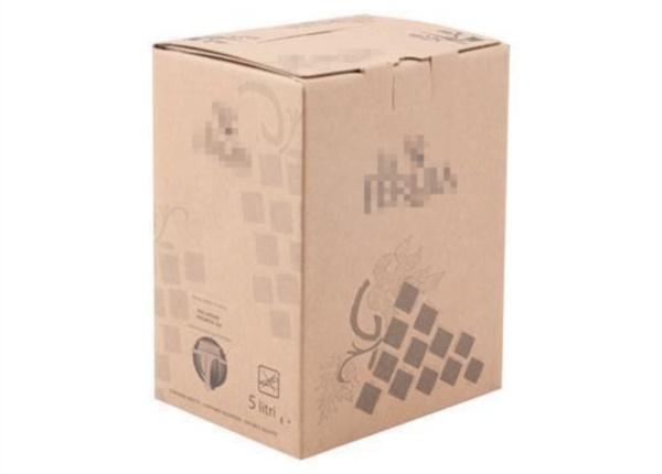 Bag in Box avana II| Packaging - Espositori - Bag in Box