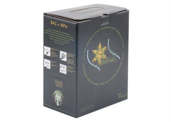 Bag in Box per olio| Packaging - Espositori - Bag in Box