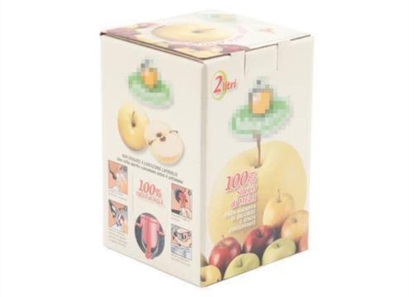 Bag in Box a base quadrata| Packaging - Espositori - Bag in Box