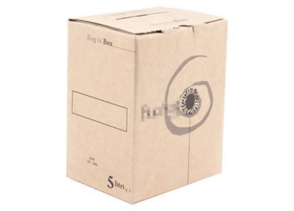 Bag in Box avana| Packaging - Espositori - Bag in Box