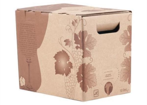 Bag in Box avana III| Packaging - Espositori - Bag in Box
