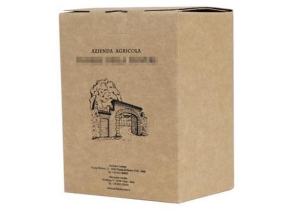 Bag in Box serigrafata 1 colore| Packaging - Espositori - Bag in Box