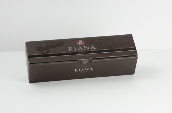 Cofanetto con lamina argento a caldo| Packaging - Espositori - Bag in Box