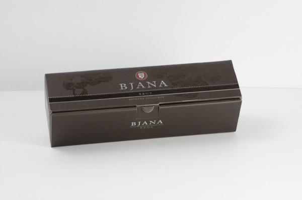 Cofanetto con lamina argento a caldo| Packaging - Espositori - Bag in Box