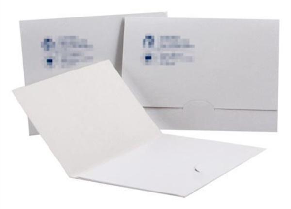 Busta porta referti  Packaging - Espositori - Bag in Box