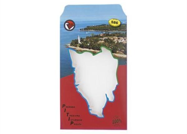 Busta con finestratura personalizzata  Packaging - Espositori - Bag in Box