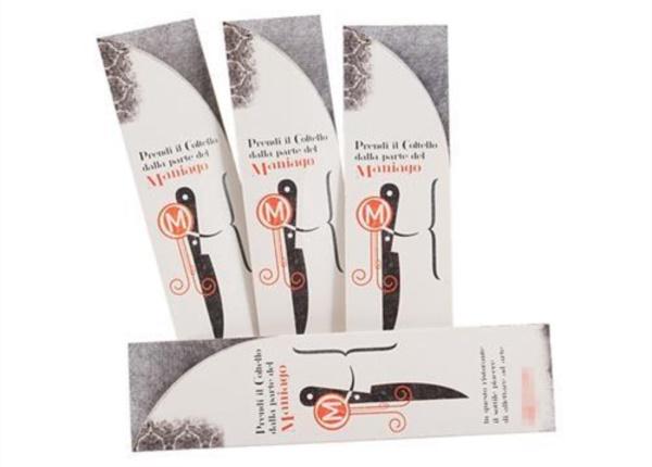 Busta per coltello  Packaging - Espositori - Bag in Box