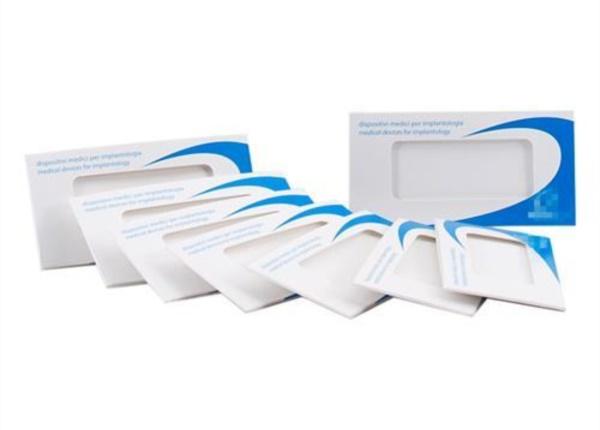 Bustina aperta su un lato  Packaging - Espositori - Bag in Box