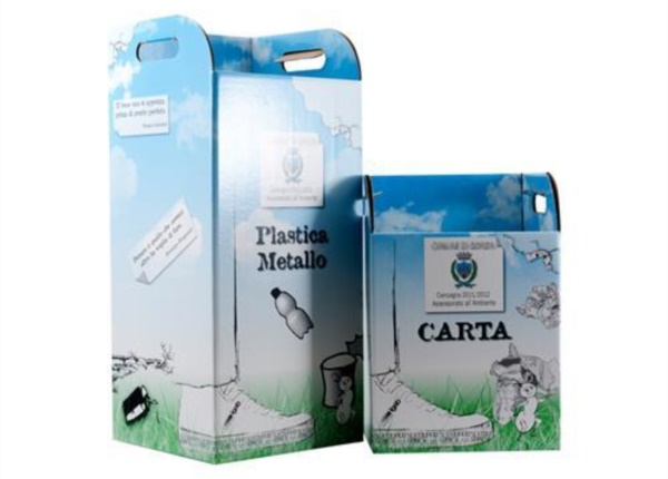 Cestini in cartone| Packaging - Espositori - Bag in Box