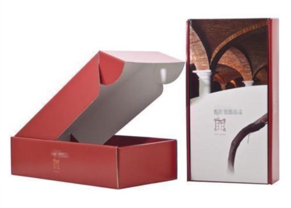 Cofanetto per 2 bottiglie  Packaging - Espositori - Bag in Box