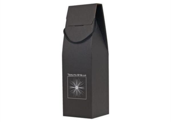 Confezione per bottiglia magnum con serigrafia| Packaging - Espositori - Bag in Box