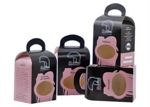 Confezione biscotti| Packaging - Espositori - Bag in Box