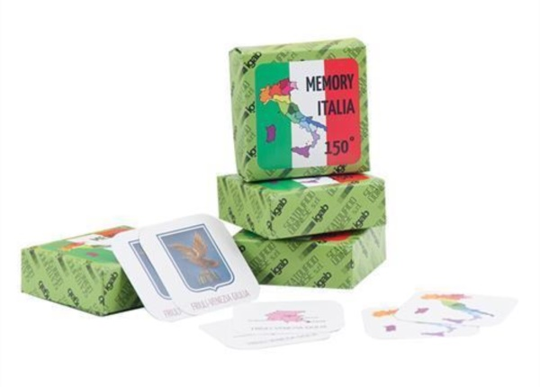 Memory Italia 150°| Packaging - Espositori - Bag in Box