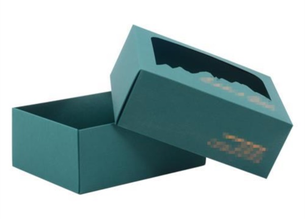 Scatola con coperchio finestrato| Packaging - Espositori - Bag in Box