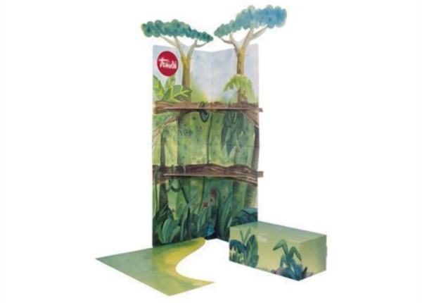 Vetrina Savana| Packaging - Espositori - Bag in Box