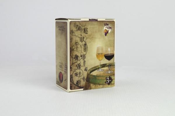 Bag in Box generica vino| Packaging - Espositori - Bag in Box