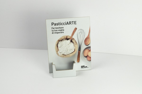 Display con tasca| Packaging - Espositori - Bag in Box