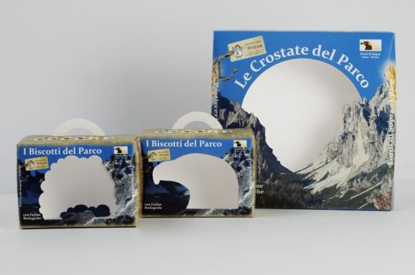 Scatole finestrate per biscotti| Packaging - Espositori - Bag in Box